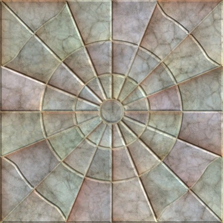 metal tiles seamless texture  Stock Photo - 6969072