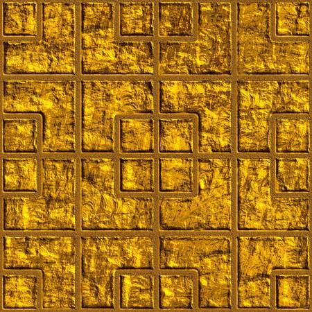 golden ornament  photo