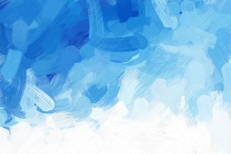 beroerte: abstract geschilderd achtergrond