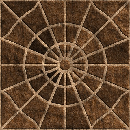 stone tile ornament seamless texture  photo