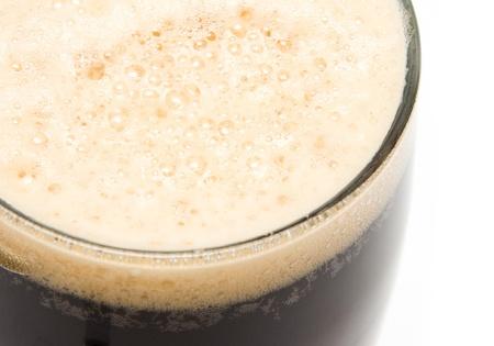 schwarzbier: dunkles Bier Lizenzfreie Bilder