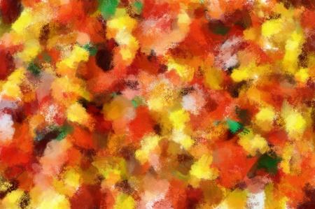 aquarell: Autumn. Aquarell.