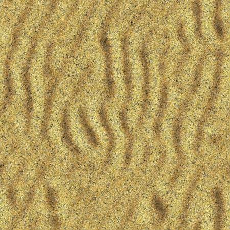 Sand. Seamless texture. photo
