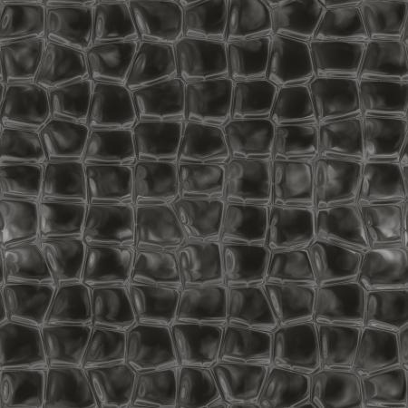 Alligator Haut. Nahtlose Textur.