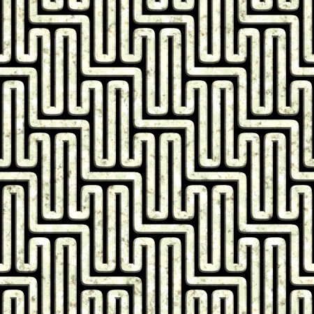 labyrinthine: Labyrinth. Seamless background.