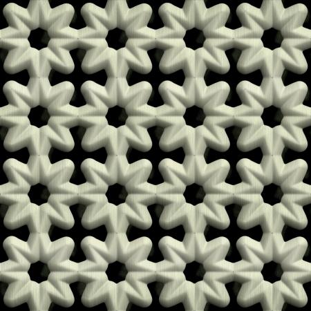 Steel grate. Seamless texture. Stock Photo - 14436499