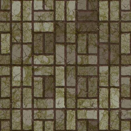 Dark pavement. Seamless texture. Stock Photo - 14572365