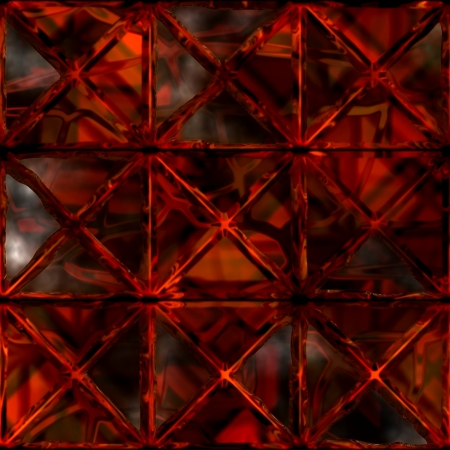 gothic window: Stained glass  Seamless texture