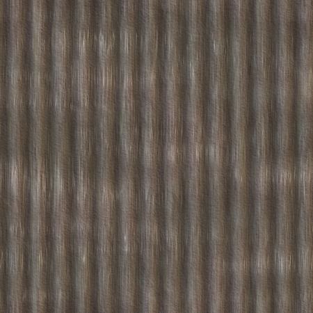 Corrugated metal. Seamless texture.  photo