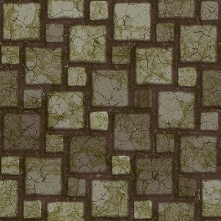 Dark pavement. Seamless texture.  photo