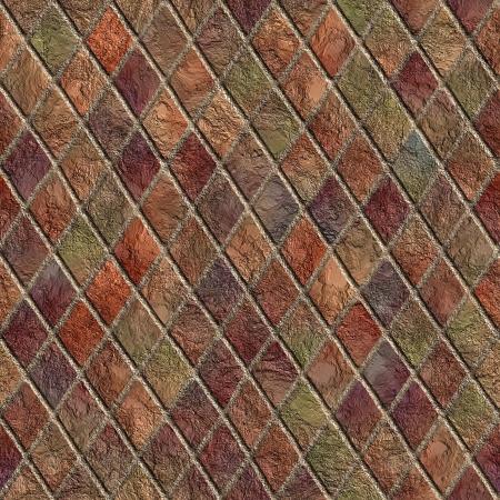 Dark pavement. Seamless texture.  Stock Photo - 14835976