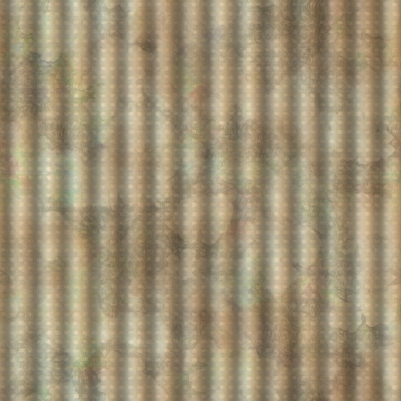 Corrugated metal. Seamless texture.  photo