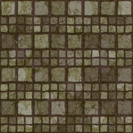 Dark pavement. Seamless texture.  Stock Photo - 15206867