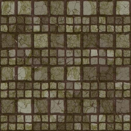 Dark pavement. Seamless texture. Stock Photo - 15206867