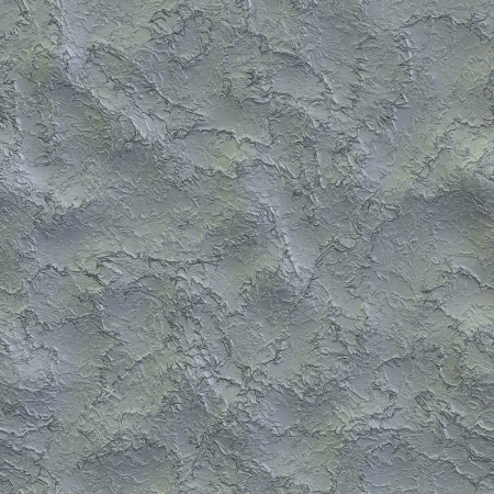 Silver stucco. Seamless texture.  photo