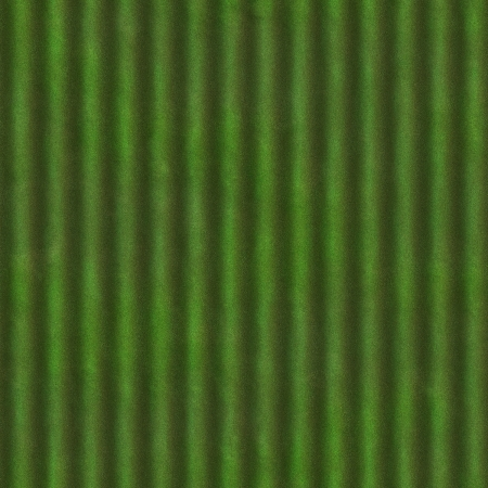 Corrugated metal. Seamless texture.  Stock Photo - 15206732