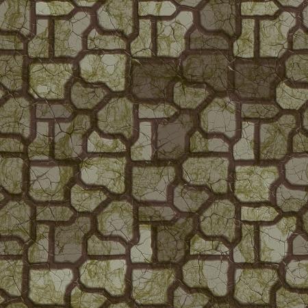 Dark pavement. Seamless texture. Stock Photo - 15138120