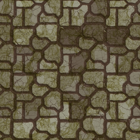 Dark pavement. Seamless texture. Stock Photo - 15138120