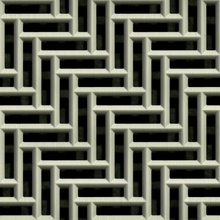 Steel grate. Seamless texture. Stock Photo - 15138078