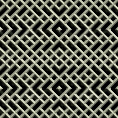 Steel grate. Seamless texture. Stock Photo - 15138092