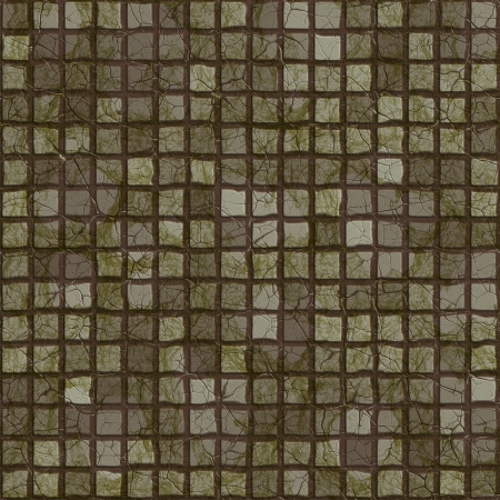 Dark pavement. Seamless texture.  Stock Photo - 15222657