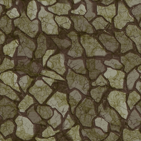 Dark pavement. Seamless texture.  Stock Photo - 15222640