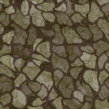 Dark pavement. Seamless texture. Stock Photo - 15222640
