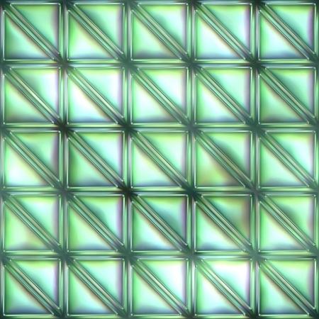 Glass wall. Seamless texture.  photo