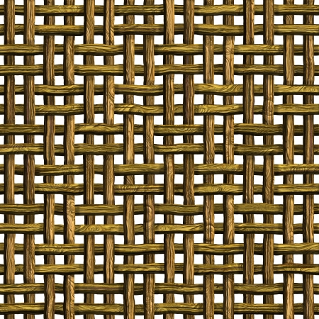 burlap background: Wood weave. Seamless texture.