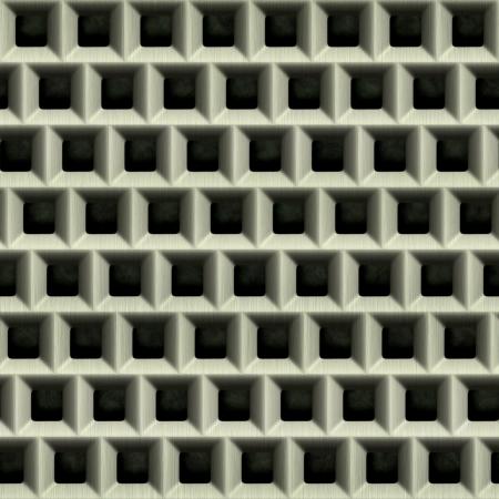 Steel grate. Seamless texture. Stock Photo - 15823482