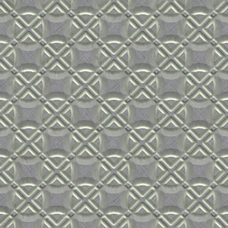 Metal pattern. Seamless texture.  Stock Photo - 15823485