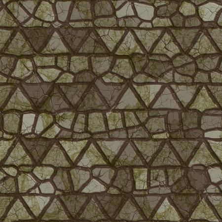 Dark pavement. Seamless texture. Stock Photo - 15847593