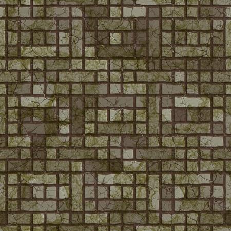 Dark pavement. Seamless texture. Stock Photo - 15847594