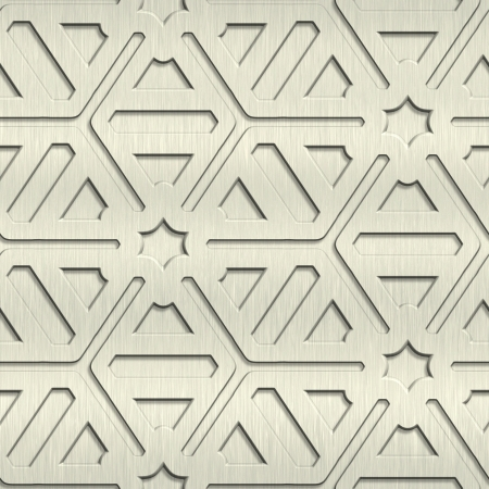 Metal pattern. Seamless texture.  photo