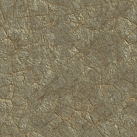 Dry mud. Seamless texture.  photo