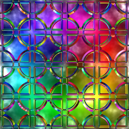 variegated: Variegated glass. Seamless texture.