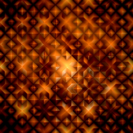 Amber  Seamless pattern  Stock Photo - 18392526