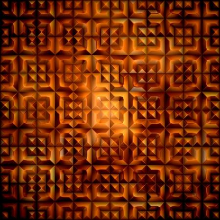 Amber. Seamless pattern. Stock Photo - 18685069