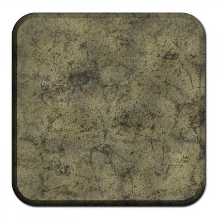 tarnished: Metal plate