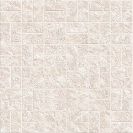 Pink brickwork. Seamless texture. Stock Photo