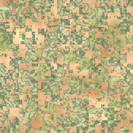 Verdigris. Seamless texture. photo