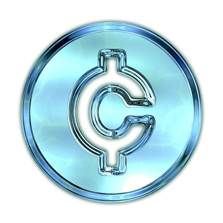 cent: American cent sign.