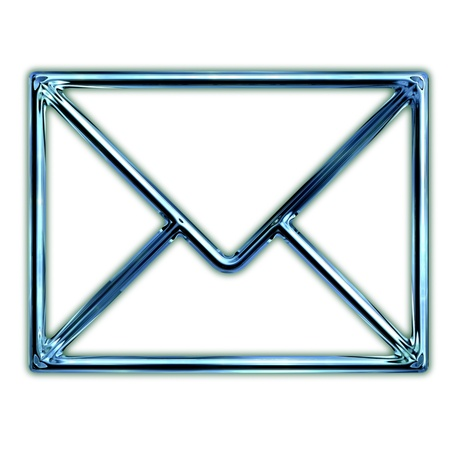 email communication: Mail icon