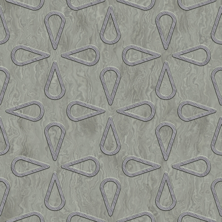 Metal pattern. Seamless texture. Stock Photo - 21554325