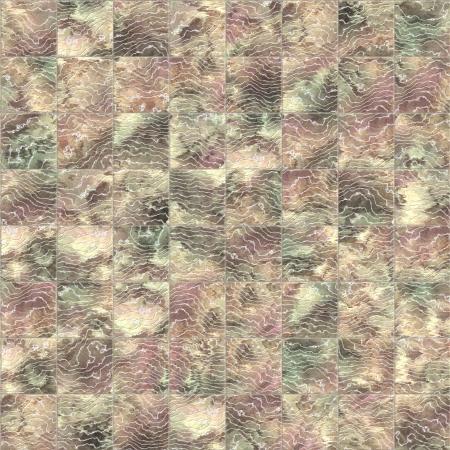 Marble tiles. Seamless texture. photo