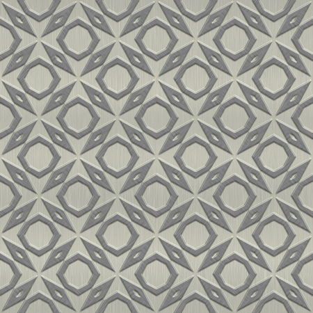 Metal pattern. Seamless texture.  Stock Photo - 22094375