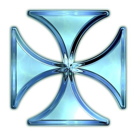 maltese: Maltese cross.