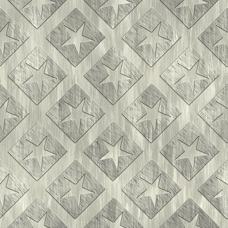 treadplate: Stas. Metal pattern. Seamless texture.