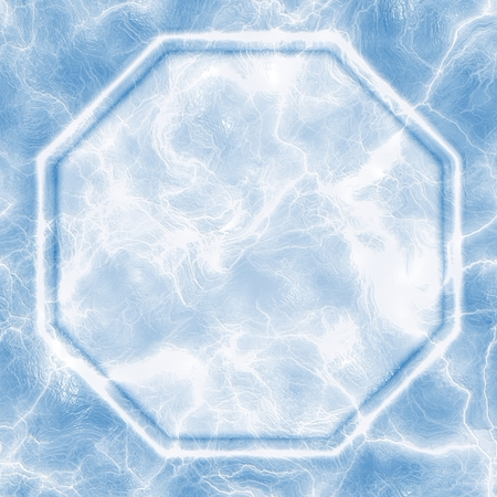 octagon: Ice octagon