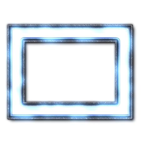 illuminated: Illuminated frame
